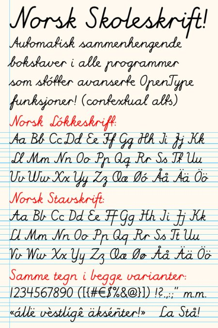 Norsk Skoleskrift