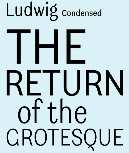 Ludwig Condensed