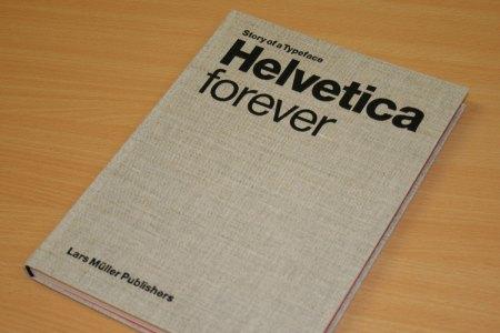 Helvetica forever