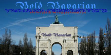 Bold Bavarian