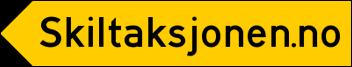 Skiltaksjonen.no satt med Trafikkalfabetet