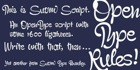 Suomi Script