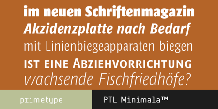 PTL Minimala
