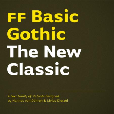 FF Basic Gothic