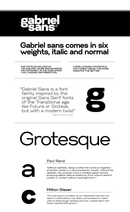 Gabriel Sans