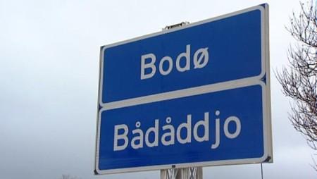 Bodø / Bådåddjo
