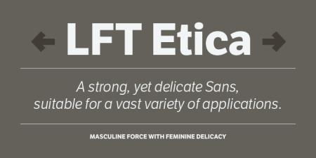 LFT Etica Italics