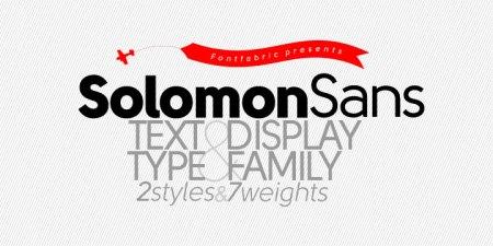 Solomon Sans