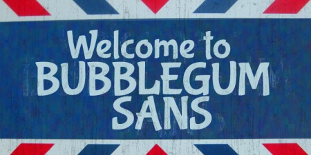 Bubblegum Sans Pro