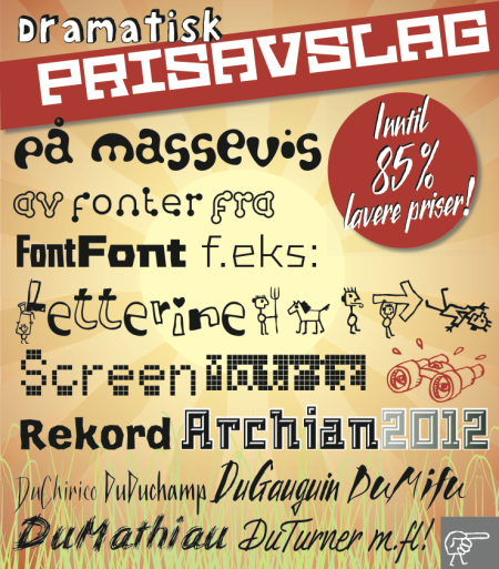 FontFont Collection