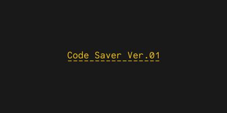 CodeSaver1