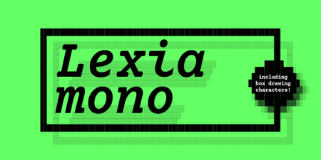 Lexia Mono1