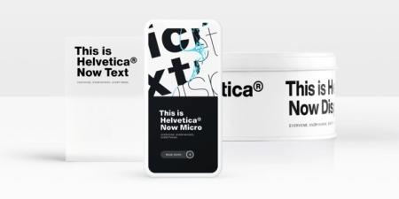 Helvetica Now1