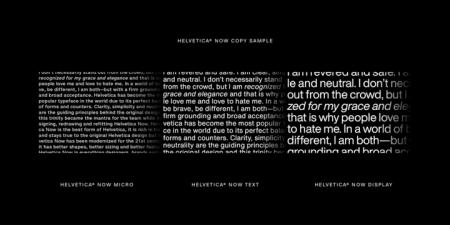 Helvetica Now4