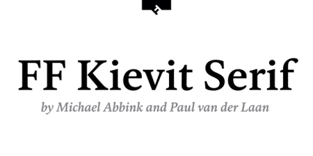 FF Kievit Serif1