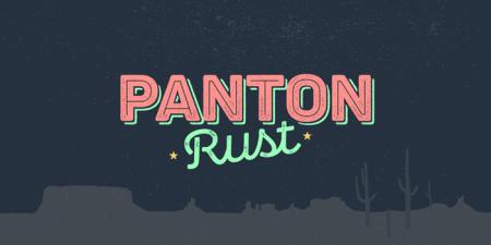 Panton Rust1